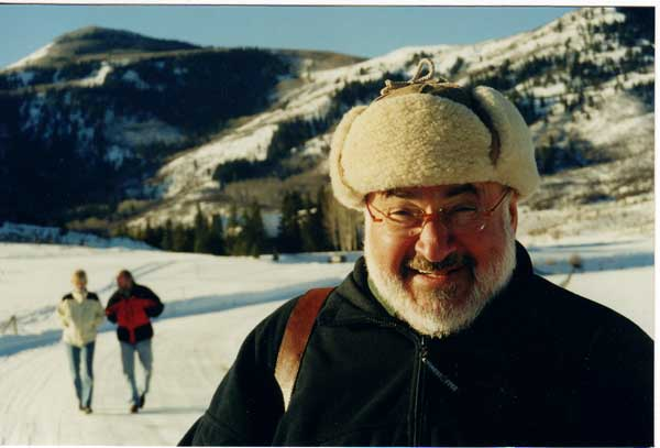 Larry at Snowmass